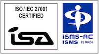 第一種貨物利用運送事業登録 関自貨第155号<br>登録:ISO/IEC 27001:2013(ISMS)
